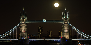 Your Shots Of Last Night's Epic Supermoon, From Across London