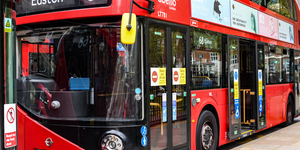 New Boarding System Rolled Out Across London Bus Network, To Help Protect Drivers