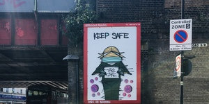 Have You Spotted Any Of London's Lockdown-Inspired Street Art?