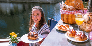 A Floating Bakery Has Popped Up On Regent's Canal
