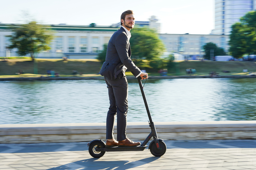 TfL announce largest e-scooter trial in UK