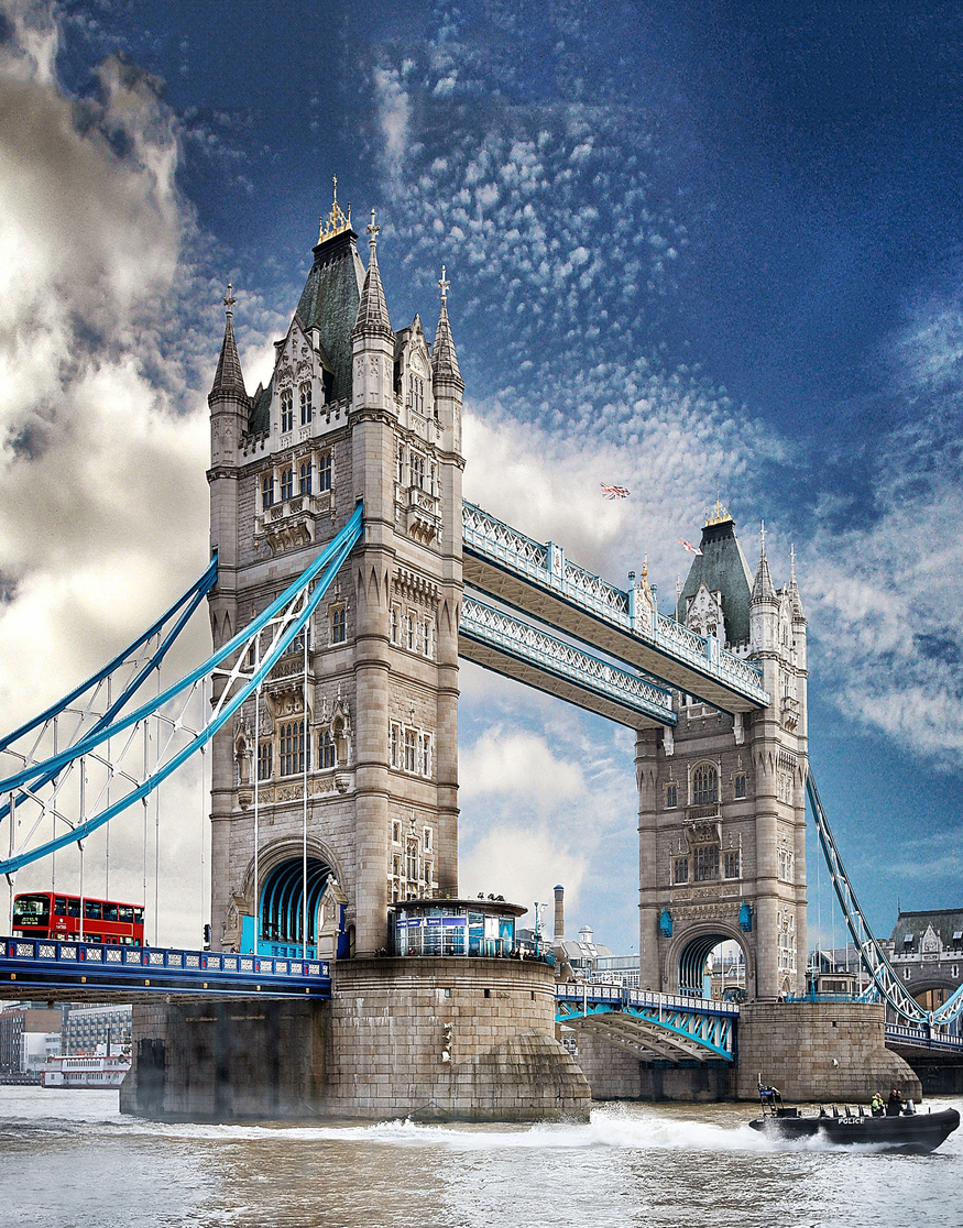 Tower Bridge Is Reopening This Saturday  Londonist