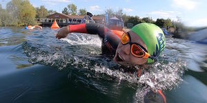 Where To Go Open Water Swimming Near London