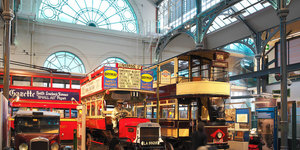 London Transport Museum Returns, With New Evening Openings