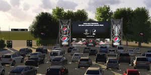 Drive-In Football Comes To London