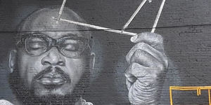 Brixton Gets Huge New Mural To Local Rapper Ty