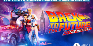 Hello Hill Valley! Back To The Future The Musical Is Coming