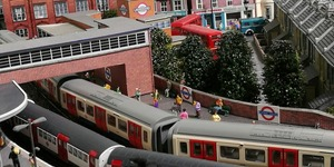 Seen These Miniature Versions Of The London Underground?