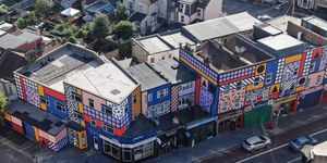 This East London Street Has Been Transformed Into A Living Work Of Art