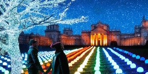 Dazzling Light Festivals To See In And Around London For Christmas 2020