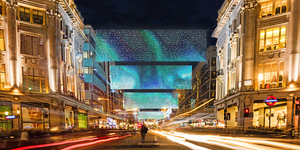 The Oxford Street Christmas Lights Switch-On Date Has Just Been Announced