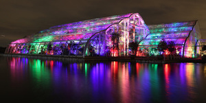 Get Your Glow On At RHS Garden Wisley This Winter