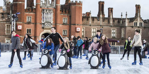 Can You Still Go Ice Skating In London This Christmas?