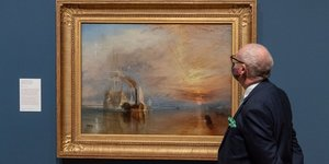 War And Slavery: Turner's Paintings Take Us Through A Dark History At Tate Britain