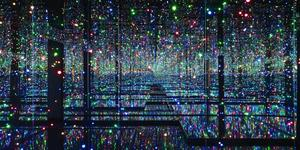 Yayoi Kusama's Mind-Blowing Infinity Mirror Rooms Are Coming To Tate In 2021