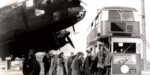 Check Out These Incredible Images Of Wartime London - Released By TfL