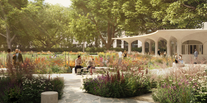 This Square Mile Park Is Getting A Massive Makeover
