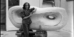 A Blue Plaque For Barbara Hepworth Has Appeared In West London