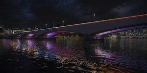 Illuminated Waterloo Bridge Will Be Inspired By Monet And Turner