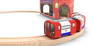 An Official London Underground Train Set Is Now On Sale