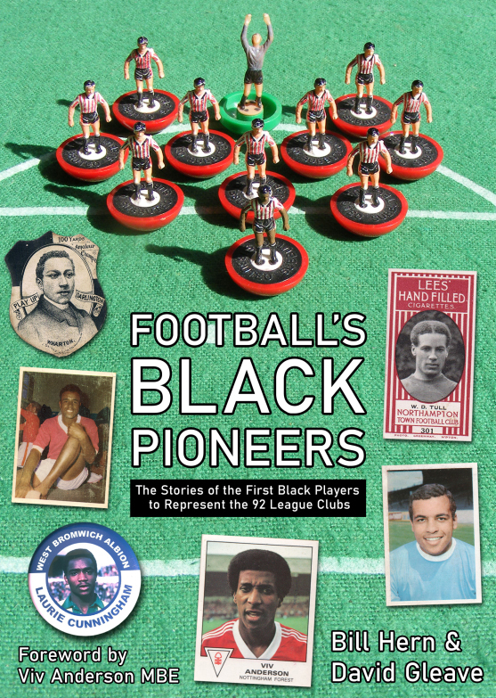 Football's Black Pioneers cover