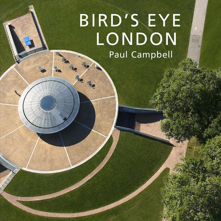 Regents park and bird's eye london front cover