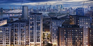 A New Neighbourhood Inspired By London's Engineering Heritage