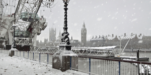 17 Spellbinding Pictures Of London In The Snow
