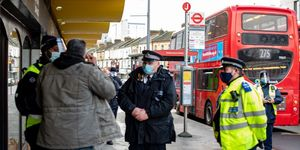 Transport For London Is Cracking Down On Mask Dodgers