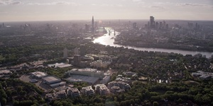 Stunning Video Footage Shows London From Above In 2020