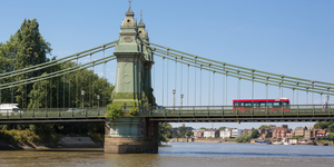 A Hammersmith Ferry Service Will Launch This Summer