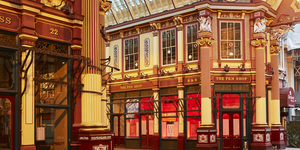 Feel The Love With Leadenhall Market's Romantic New Poetry Trail