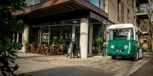 The New Milk Round: London Businesses Delivering Goods The Old Fashioned Way