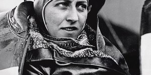 Amy Johnson: The Aviatrix Who Made History At Croydon, Then Mysteriously Disappeared