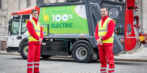 The City Of London Is Getting Fully Electric Rubbish Trucks