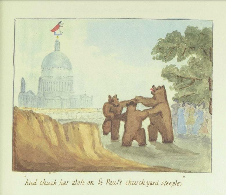 Did You Know Goldilocks Was Impaled On St Paul's Cathedral?