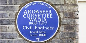 Pioneering Civil Engineer Ardaseer Cursetjee Wadia Gets A Blue Plaque