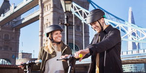 Free E-Scooter Rides For You And Your Friends Are Coming To London