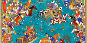 One Show, Five Millennia: 5,000 Years Of Iran At V&A