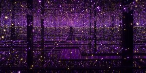 Kusama's Infinity Rooms Will Be All Over Instagram. Do They Live Up To The Hype?