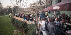 East London's Best Beer Gardens