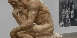 Kissing, Thinking, Hanging: Sculpted Drama With Rodin At Tate Modern