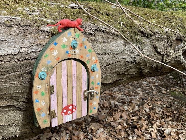 Hadley Common fairy door