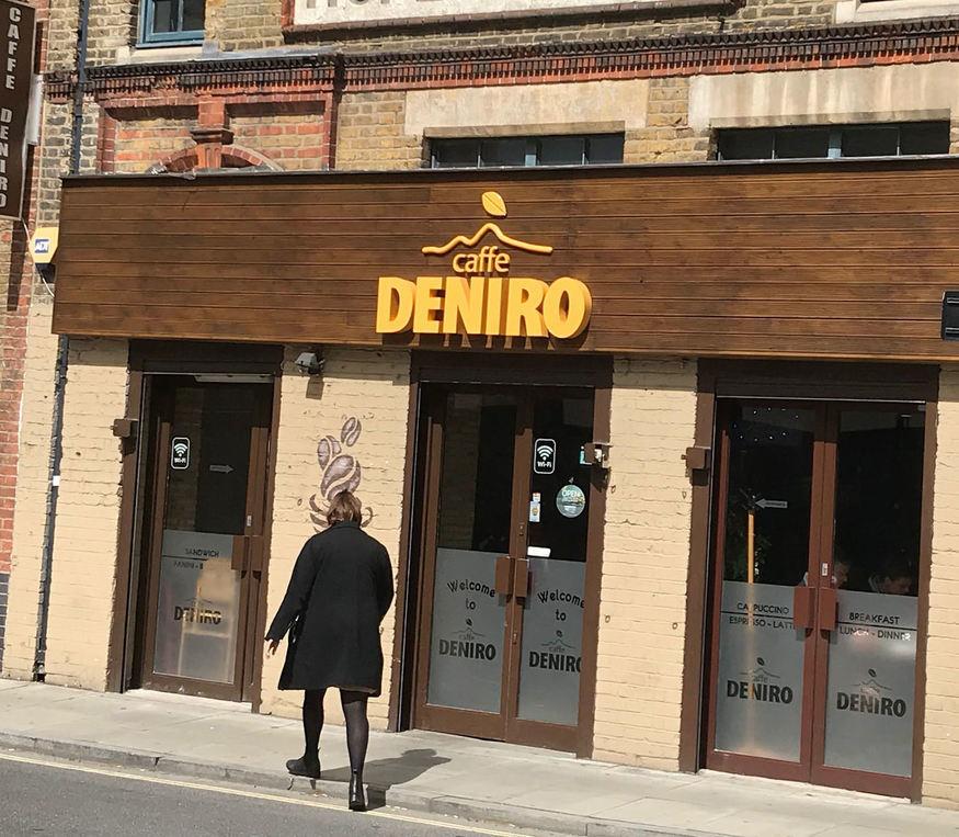 Deniro's cafe