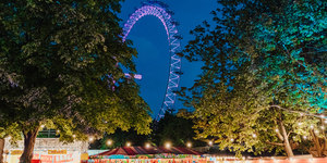 London's Largest Outdoor Bar Space Has Opened On South Bank
