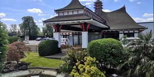 Have You Visited The Unique 'Chinese Garage' In South London?