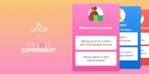 London Singletons! Give This Dating App's Unique 'Love Experiment' A Go