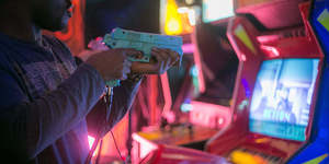 Where To Play Arcade Games In London