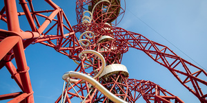 Enjoy The Slide Of Your Life At The Record-Breaking ArcelorMittal Orbit