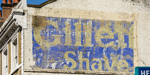 250 Ghost Signs Come To Life In A Hauntingly Beautiful New Book
